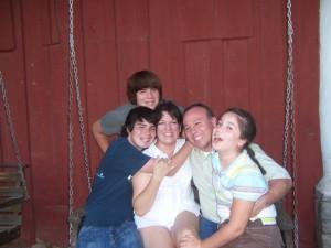 Family at Glorietta